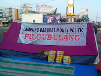 Money Politik Injak Piil Pesenggiri Lampung