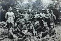 Σεβντικιαλίδες που έλαβαν μέρος στην Μικρασιατική εκστρατεία του 1920. Την φωτογραφία δημοσίευσε ο Τάκης Ρουμελιώτης