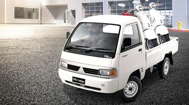 Daftar Harga Mitsubishi Pickup T120 SS Di Bandung