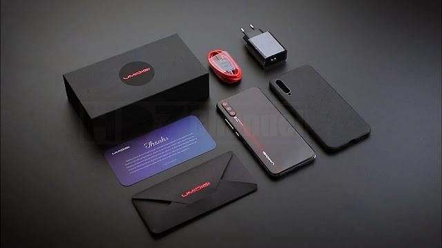 علبة هاتف UMIDIGI X