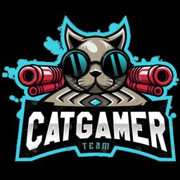 logo esport kucing