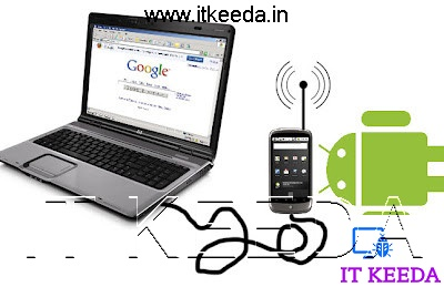 How Use Mobile Internet in PC with USB