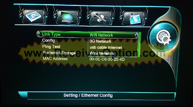 1506TV NEW SOFTWARE WITH G-SHARE-PLUS & ECAST OPTION
