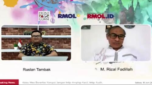 Rizal Fadillah Sebut Ada Kemungkinan Jokowi Jatuh di Tengah Jalan