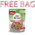 Coupon For a FREE Bag of All-Bran Cranberry Almond Granola