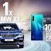 Castiga un BMW X3 + 100 de telefoane Huawei P30 PRO