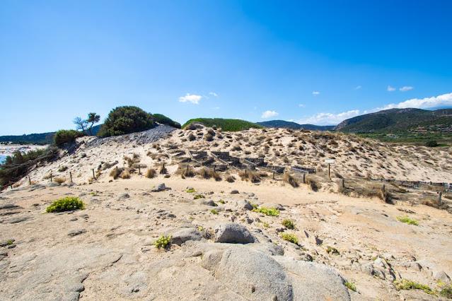 Spiaggia di Campana dune