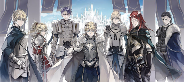 Arthuria and The Knight of Round Table