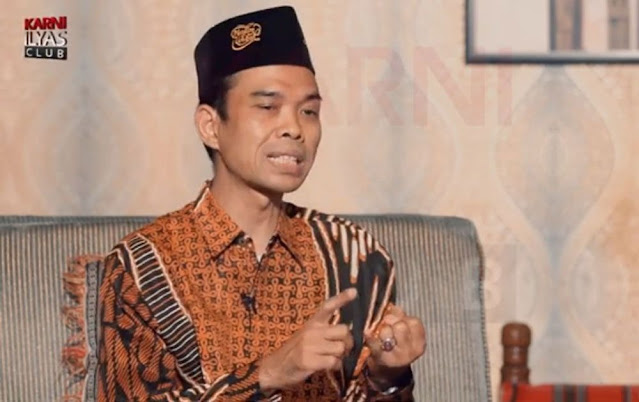 "Ustaz Abdul Somad tentang Habib Rizieq, ""Apakah Beliau Curi Triliunan Rupiah atau Jual BUMN?"""