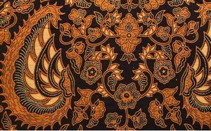 warna latar batik solo