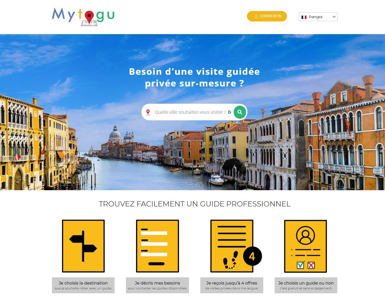 Site web de MYTOGU