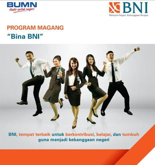 Lowongan Kerja SMA SMK D3 S1 Bank BNI (Persero) Juli 2020