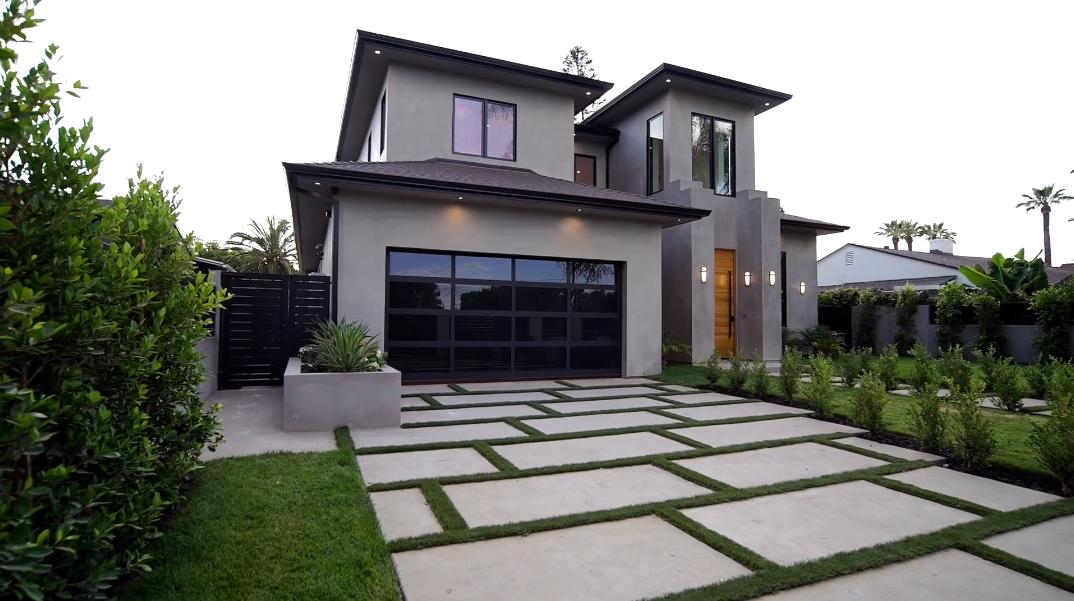60 Interior Photos vs. 5101 Haskell Ave, Encino, CA Luxury Modern Home Tour
