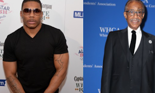 Nelly Vows To Boycott Instagram Until He Learns Who's Leaking Al Sharpton Photos