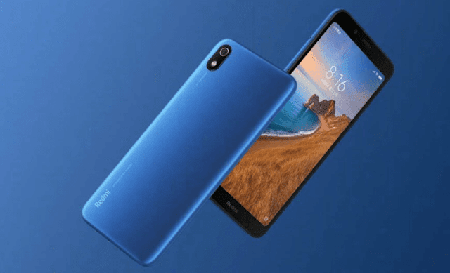 Xiaomi Redmi 7A with Snapdragon 439 and 4,000 mAh battery announced