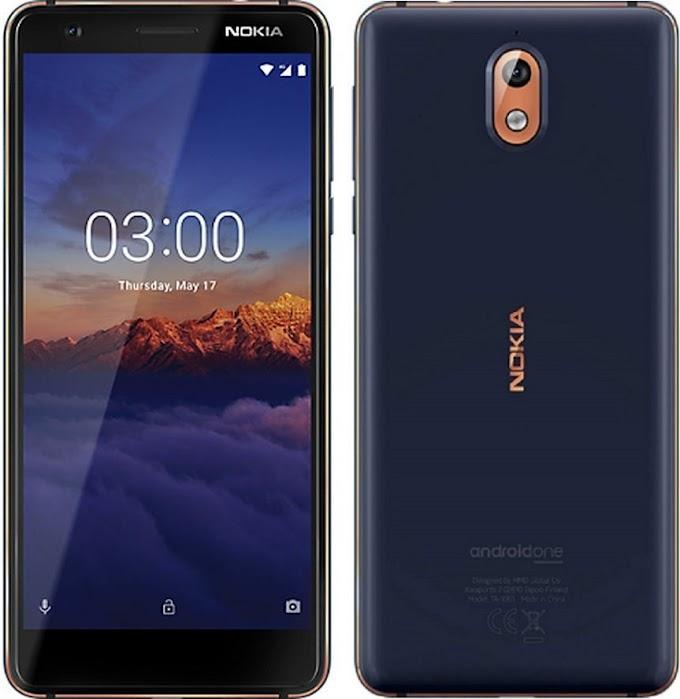 موبايل Nokia 3.1 سعة 32 جيجا بسعر 1350 جنيه على جوميا مصر