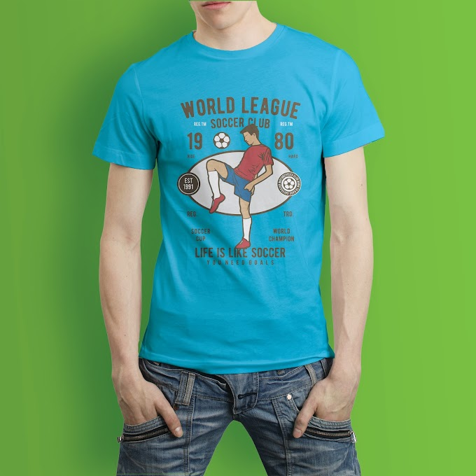 World League T shirt