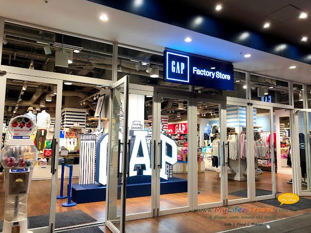 日本环球影城周边商店