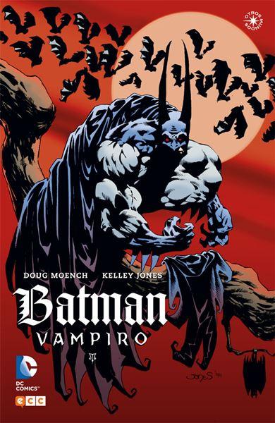 Batman Vampiro es obra de Doug Moench y Kelley Jones