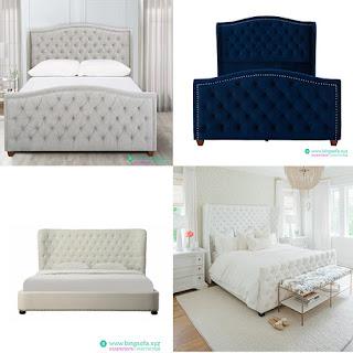 Các kiểu giường ngủ thấp sàn