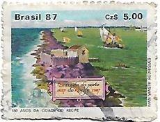 Selo Recife 450 anos