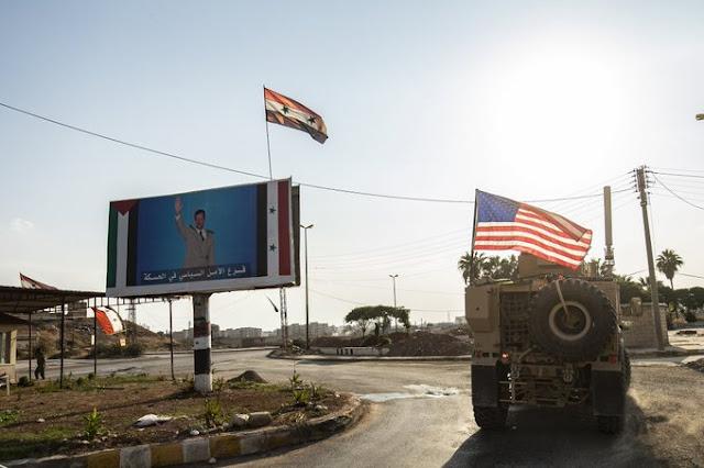 Εφυγαν... και επέστρεψαν στη Β. Συρία οι ΗΠΑ