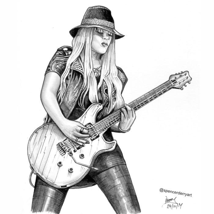 https://www.artfinder.com/product/orianthi-guitar/#/