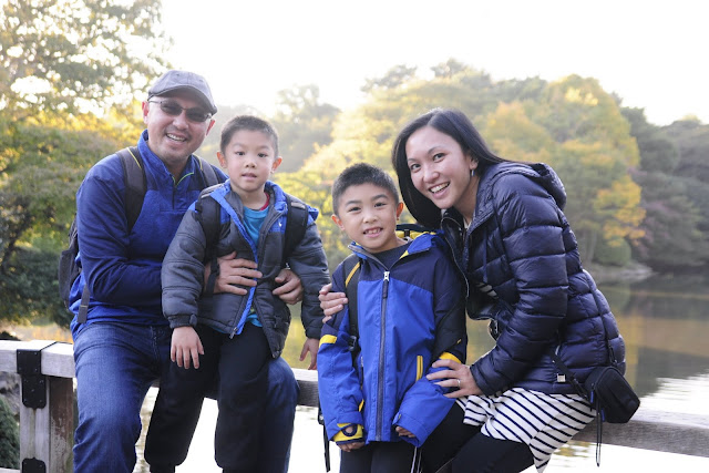 Tokyo Travel with kids