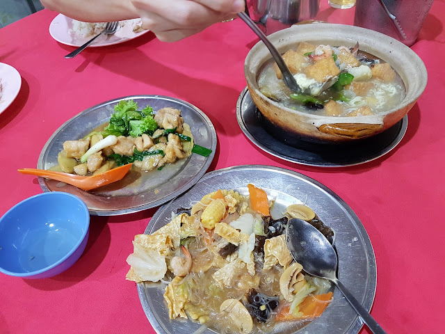 【实兆远美食】 双喜楼酒家 Restaurant Happy @ Sitiawan