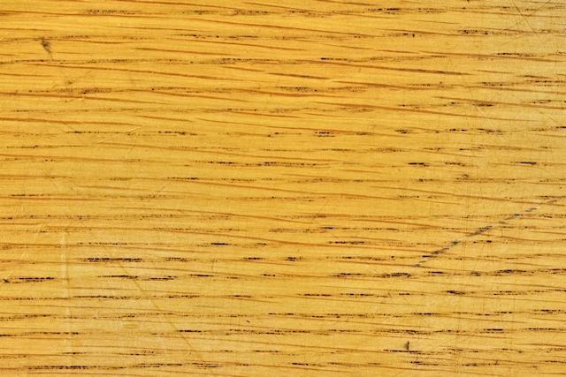 Wood desk macro texture