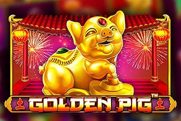 Main Demo Slot Online Golden Pig (Pragmatic Play)