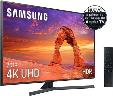 Samsung 4K UHD 2019 50RU7405: análisis