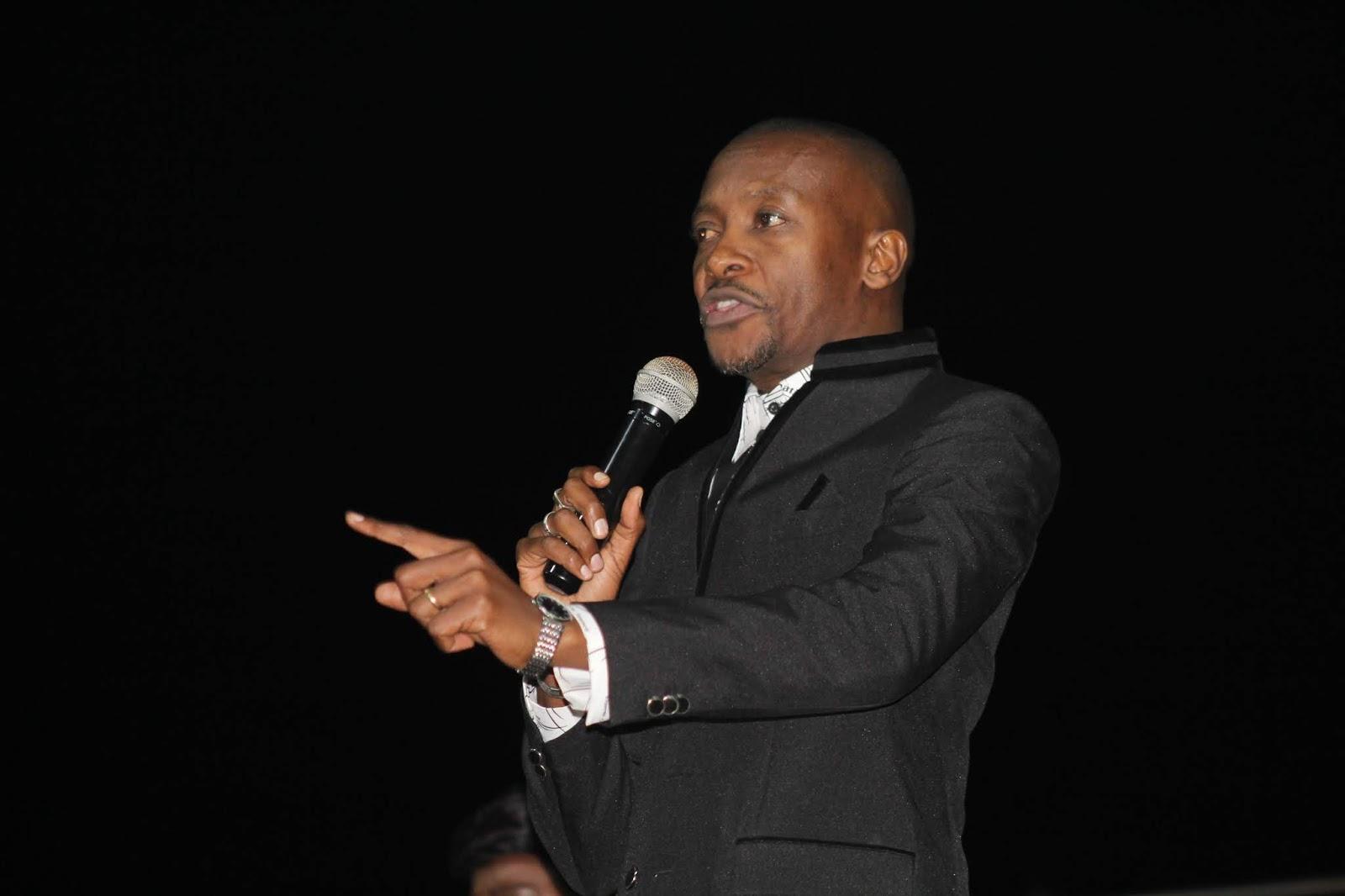 Apostle Pride Sibiya Teaches On How You Can Be Delivered At Tiyambuke 2018