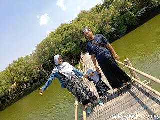 Wisata Mangrove Manyar, Bebek Naga dan Pemancingan Bandeng