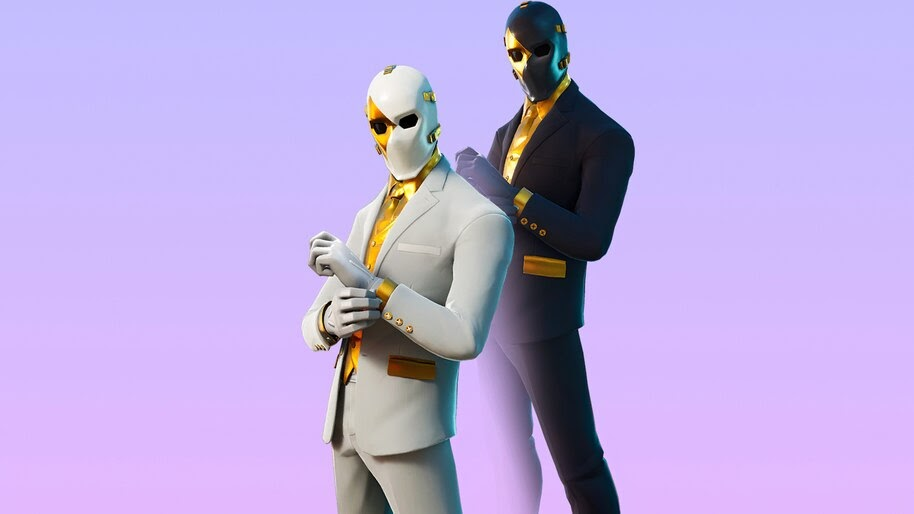 Fortnite, Ghost Wildcard, Skin, Outfit, 4K, #5.2234