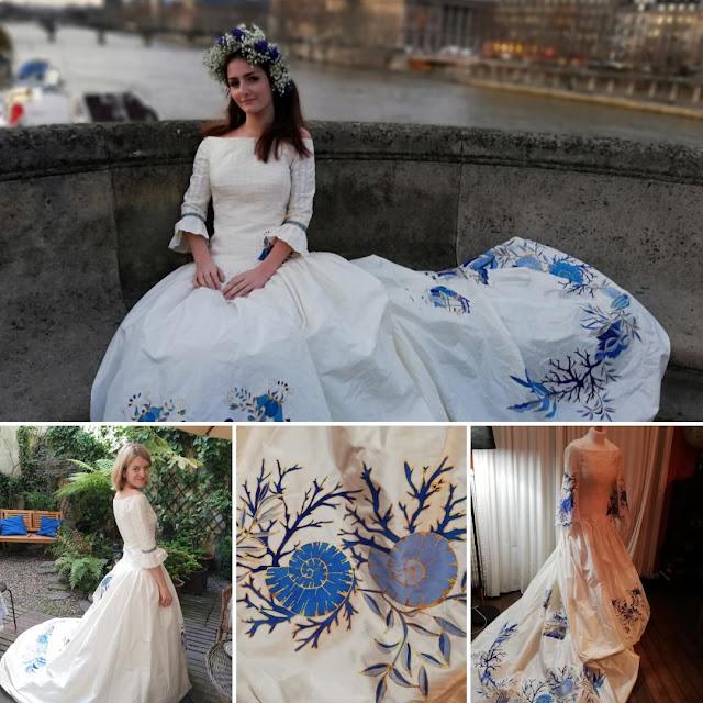 Robes de mariées D'Ors et de Soie