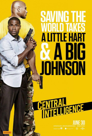 Central Intelligence [2016] [DVD9] [NTSC] [Latino]