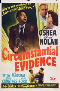 Watch Circumstantial Evidence Online Free in HD