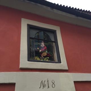 prague czech republic wanderlust travelblog europe creepy dolls prague castle