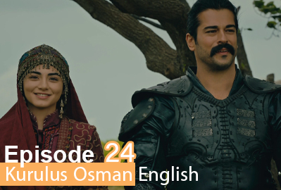 episode 24 from Kurulus Osman