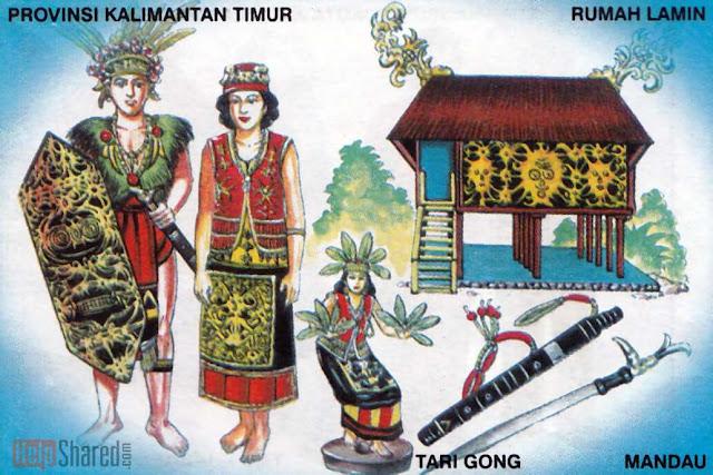Provinsi Kalimantan Timur KALTIM