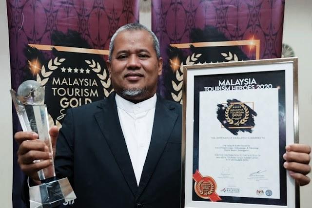Apa Yang Telah Berjaya 'Ditarik' Oleh YB Ariffin Dari Turki Ke Terengganu?