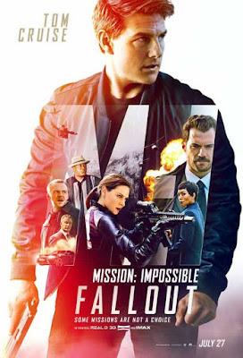 الإصدارات العالية الجودة HD في شهر نوفمبر 2018 November فيلم mission impossible fallout