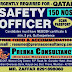 Wanted 150 HSE Officers with Nebosh for Project in QATAR