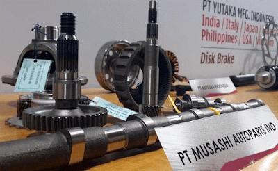 Operator Produksi EJIP Cikarang - PT. Musashi Autoparts Indonesia - Februari 2016