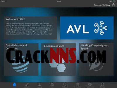 AVL Simulation Suite 2020