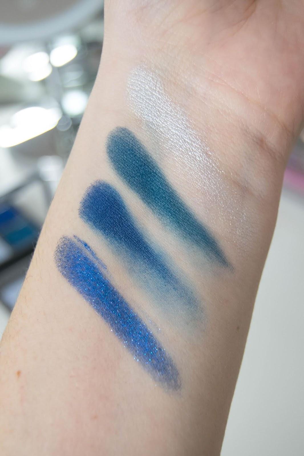 xx revolution xxpress eyeshadow powder