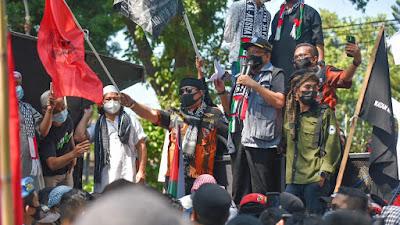 Sekda NTB Sebut Pemerintah Senafas Dengan Masyarakat Soal Palestina