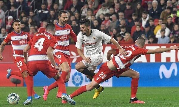 مشاهدة مباراة غرناطه واشبيليه بث مباشر اليوم 17-10-٢٠٢٠ الدوري الاسباني