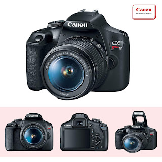 cannon rebel t7 review and buy 2018 & 2019 top